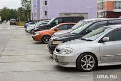Открытая парковка НСД. Нижневартовск., парковка, стоянка, авто