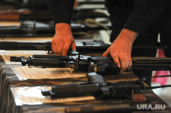 ОМОН стрельбище Оружие Челябинск, оружие, автомагазин
