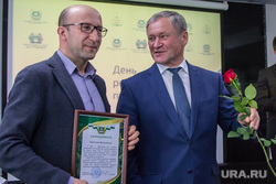 Инвестиционное послание губернатора Курганской области Алексея Кокорина. Курган, кокорин алексей, муравский максим
