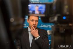 Заместитель руководителя администрации президента РФ Магомедсалам Магомедов в Кургане, холманских игорь