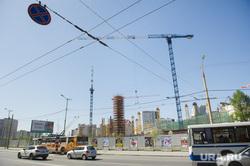 Строительство Центрального стадиона. Екатеринбург, центральный стадион екатеринбург