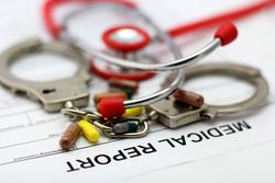 Открытая лицензия на 04.08.2015. Доктор.Медицина., таблетки, наручники, медицина, закон, криминал