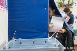 Предварительное голосование ЕР на Мамина-Сибиряка, 16. Екатеринбург, выборы, голосование