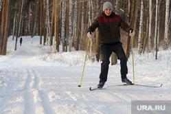 Лыжная база Ивана Алыпова