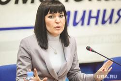 Пресс-конференция начальницы Государственной жилищной инспекции Тюменской области Ларисы Боровицкой. Тюмень, боровицкая лариса
