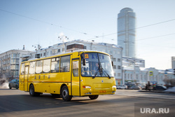 Общественный транспорт Екатеринбурга, микроавтобус, дети, маршрутка