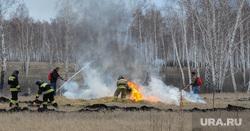 Совместные учения МЧС Челябинской и Курганской областей по тушению лесных пожаров. Челябинск, пожар, тушение огня