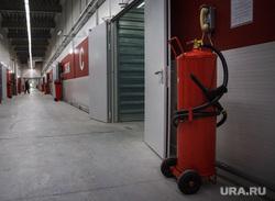 Открытие ТЦ Пекин, огнетушитель