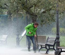 Открытая лицензия 07.07.2015. Молния. Гроза., дождь, гроза