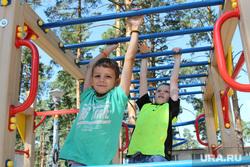 Детские лагеря Курган