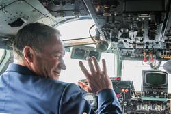 Губернатор Алексей Кокорин посетил Курганский авиационный музей, кокорин алексей