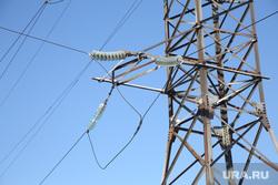Микрорайон Уралмаш без света. Екатеринбург, лэп, линии электропередач, ремонт, авария, электричество