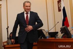 Заседание областной Думы  отчет Губернатора Курган, кокорин алексей