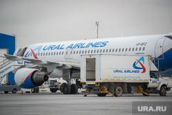 Первый прямой самолет с Китая: Хайнаньские авиалинии. Екатеринбург, уральские авиалинии, техосмотр, ural airlines