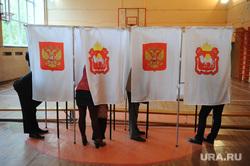 Выборы Челябинск, избирательный участок