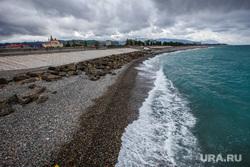 Сочи, берег моря