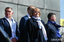 Первомайская демонстрация г. Екатеринбург, бабушкина людмила