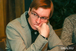 Пресс-конференция профессора КГУ Бориса Шалютина. Курган., винштейн илья