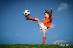 Клипарт depositphotos.com, футболист, семья, веселье, спорт, активный отдых, дети, отдых