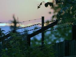 Открытая лицензия 10.06.2015. Наручники. Тюрьма., колючая проволока, заключение, тюрьма