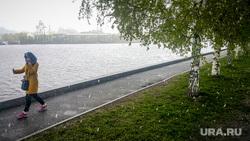 Майский снегопад 2. Екатеринбург, плохая погода, весна, мокрый снег, центральный городской пруд, снег, снегопад, набережная рабочей молодежи