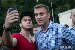 Митинг за отмену пакета Яровой. Москва, навальный алексей, селфи, митинг, пакет яровой