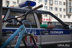 Виды Екатеринбурга, велосипедист, правила дорожного движения, штраф, пдд, дпс