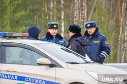 Открытие моста через Вах. Нижневартовск., дпс