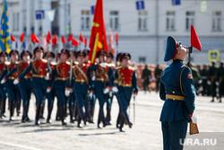 Парад Победы и Бессмертный полк. Екатеринбург, парад победы