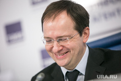 Пресс-конференция в ТАСС с участием Владимира Мединского, посвященная году российского кино. Москва , мединский владимир, портрет