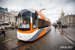 Трамвай УВЗ. Екатеринбург, трамвай увз