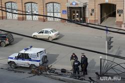 Взрывобезопасность и полиция на улице Карла Либкнехта. Екатеринбург, мчс россии, улица карла либкнехта, ппс