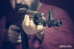 Клипарт depositphotos.com, автомат, терроризм, военные действия