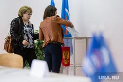Праймериз Единой России. Сургут, выборы, избирателный участок, праймериз, предварительное голосование, единая россия