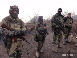 Фотографии с передовой. Украина. ДНР, ополченцы