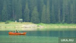 Черногория, лодка