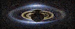 Экс-сотрудник NASA выследил корабли инопланетян в кольцах Сатурна