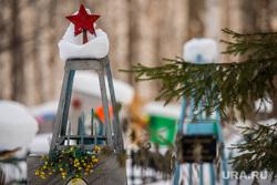 Северное кладбище и могила Александра Хабарова. Екатеринбург, могила, захоронение