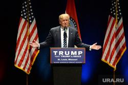 Клипарт depositphotos.com, американский флаг, трамп дональд