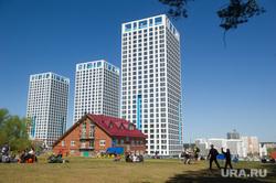 33 Майская прогулка. Екатеринбург, новостройка, строительная компания брусника