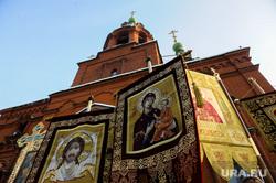 День народного единства в Челябинск, церковь, храм александра невского, вера, рпц, религия, хоругви