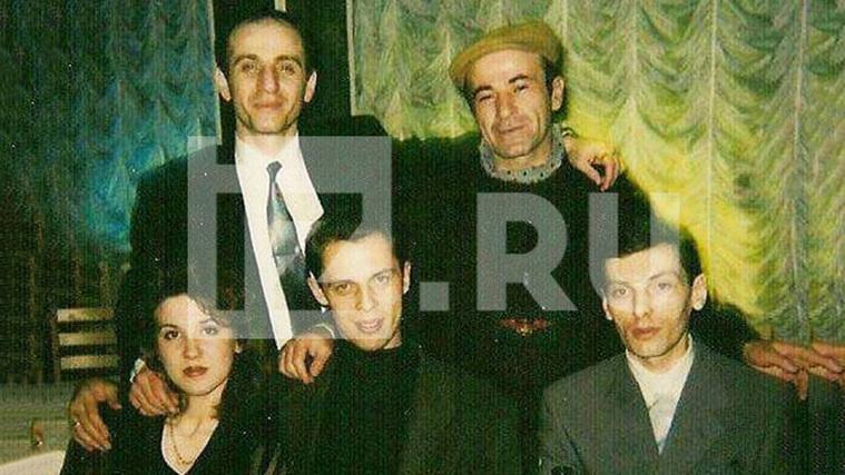 Вглобальной паутине опубликовали фото «золотой судьи» Хахалевой с преступным авторитетом