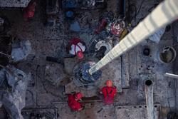 Открытая лицензия на 30.07.2015. Добыча нефти и газа, буровая, добыча, нефть, романовское месторождение, рабочие