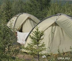Клипарт 2, туризм, поход, природа, палатки, туристы