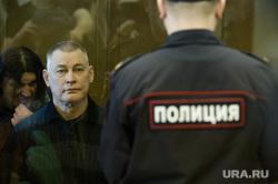 Экс-мэр Миасса Виктор Ардабьевский на предварительном слушании в Мосгорсуде. Москва, ардабьевский виктор