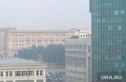 Смог над Челябинском, смог, челябинск
