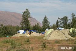 Клипарт. ЯНАО , туризм, поход, палатки