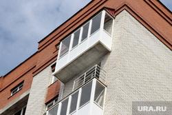Проблемные объекты в сфере недвижимости. Курган, балконы, улица сибирская22