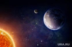 Клипарт depositphotos.com, космос, солнце, планета земля, астрономия, планеты