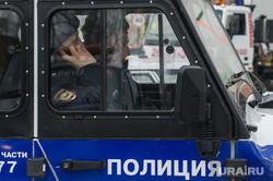 Вывоз киосков с улицы Ракетная, 2. Екатеринбург, полиция россии